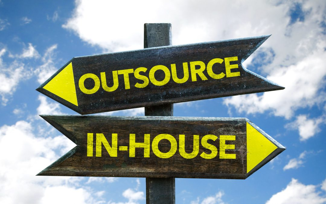Five Benefits of Outsourcing your Finance Functions